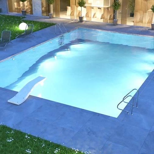 Pool - piscina 3d - fststudio