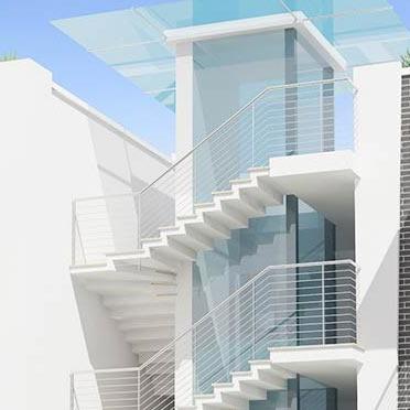 Render, rendering, architettonici, edifici, immobili e ambientazioni - fststudio