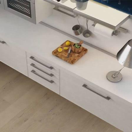 Mobile di arredo cucina - Rendering fststudio